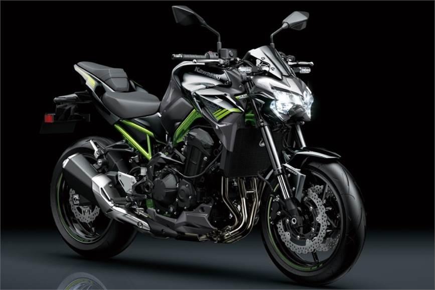 2020 Kawasaki Z900 BS4 Launched, Priced At INR 7.99 Lakh