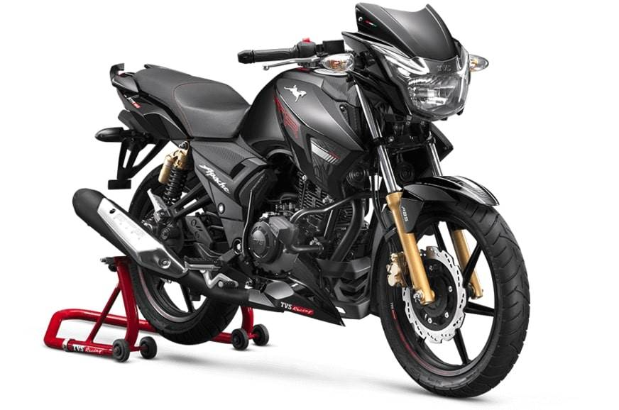 2020 TVS Apache RTR 180 Launched. Priced At Rs 1.01 Lakh