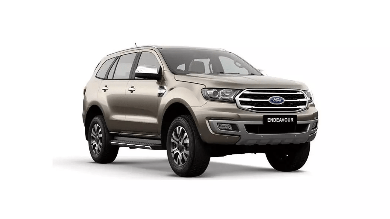 2020 Ford Endeavour BS6 2.0-L Launched