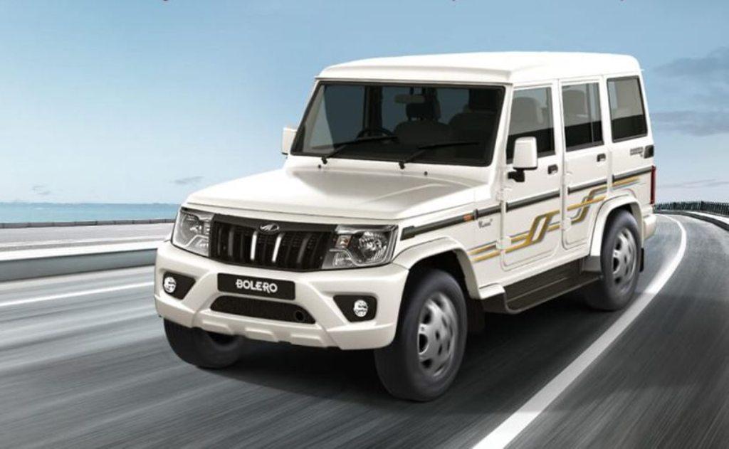 2020 Mahindra Bolero BS6 Facelift Launched