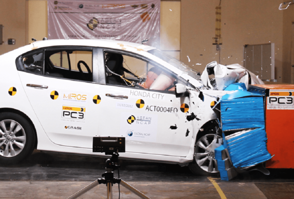 New Honda City Gets 5 Star Global NCAP Rating