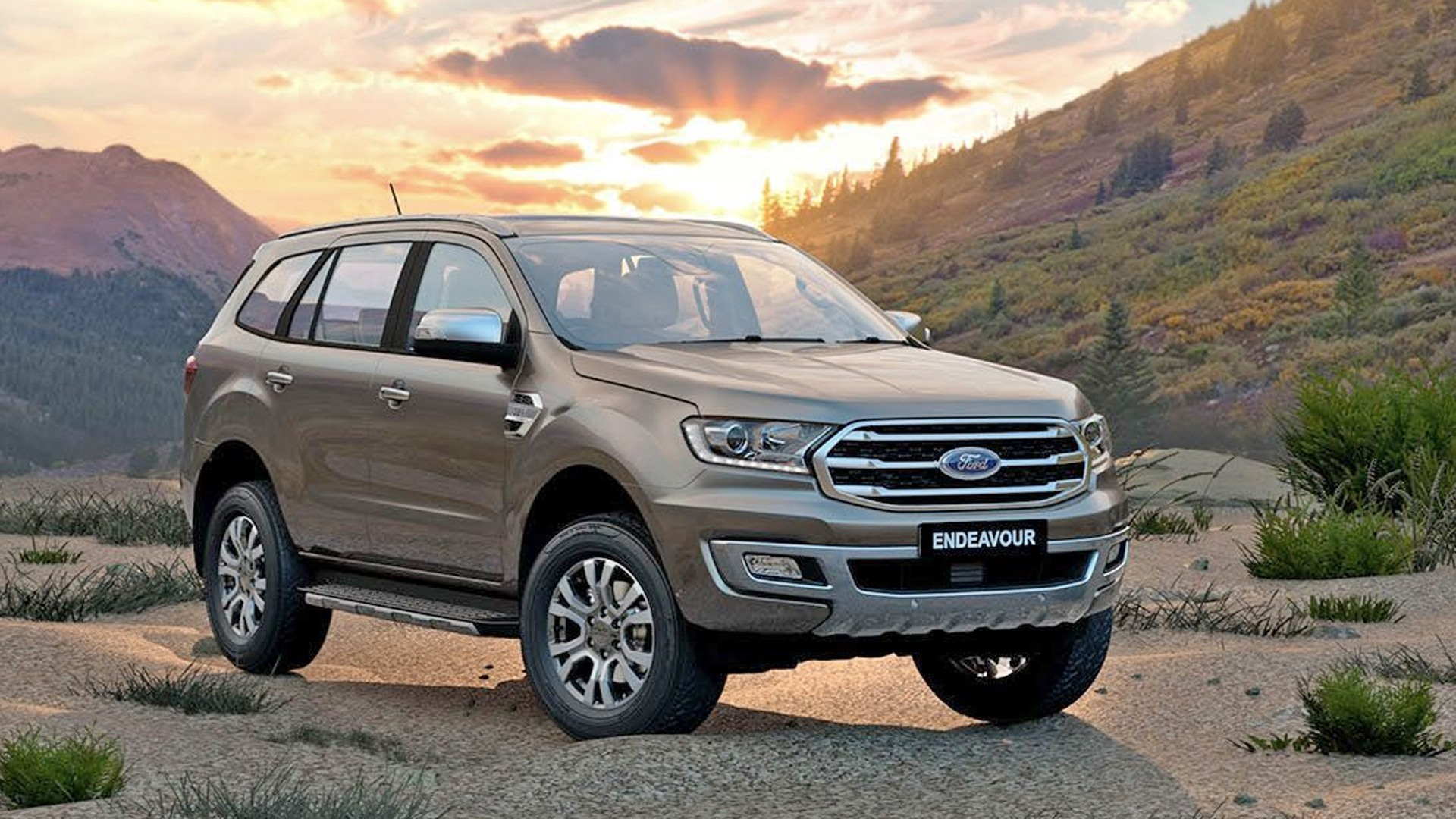Ford Endeavour To Get 2.3 L Petrol Engine