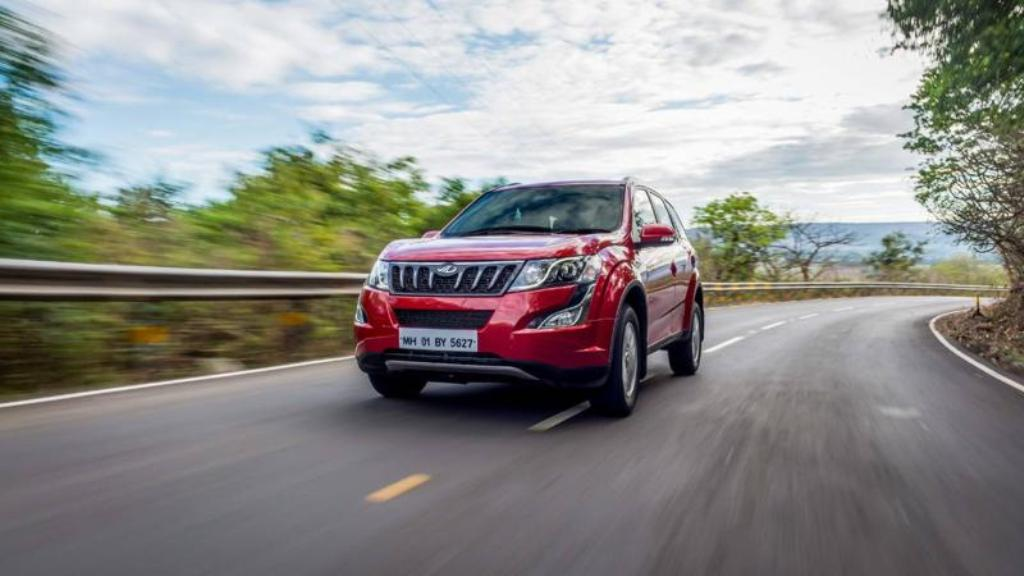 Mahindra XUV500 BS6 Revealed In Indian Market