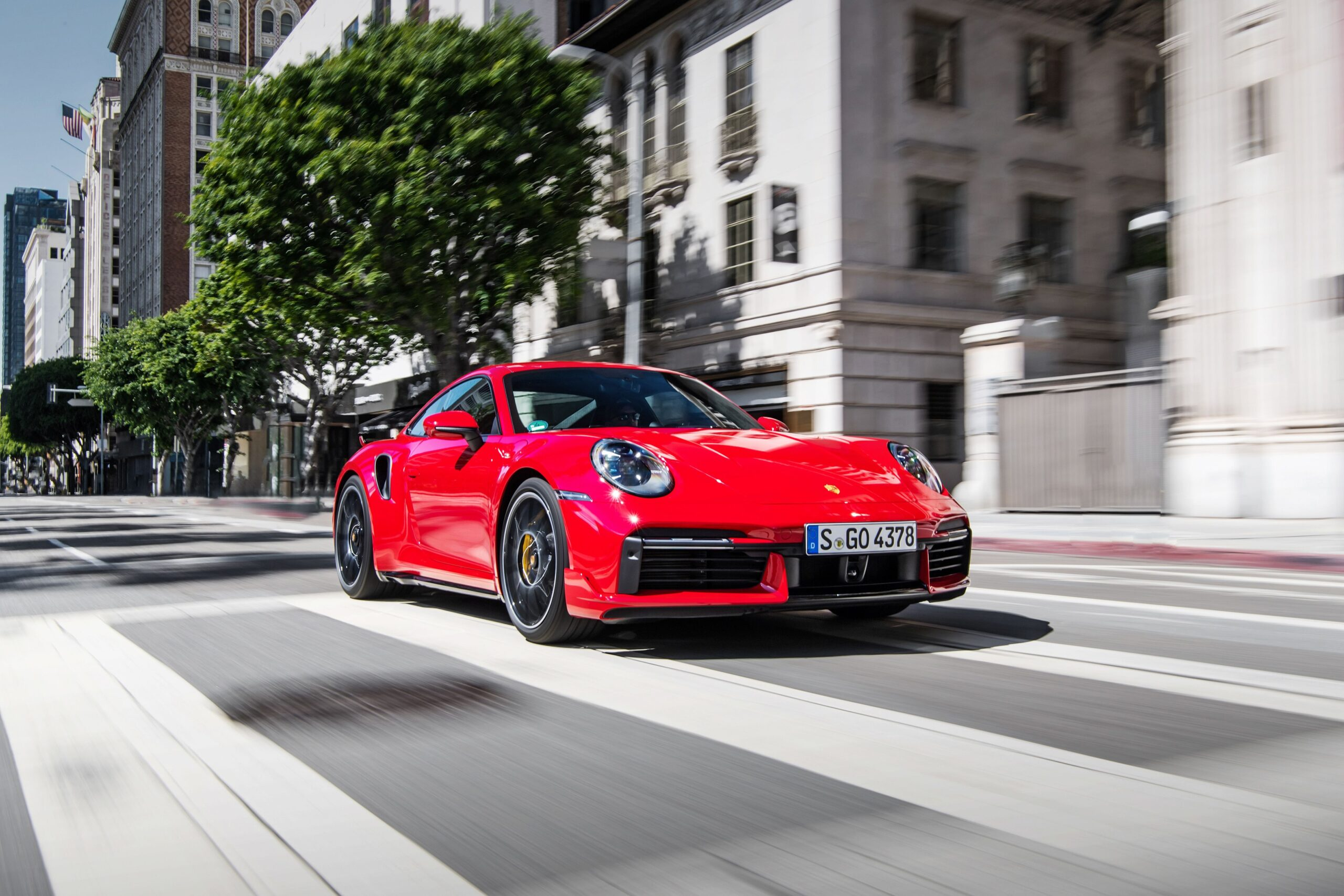 2020 Porsche 911 Turbo S Launched In  India