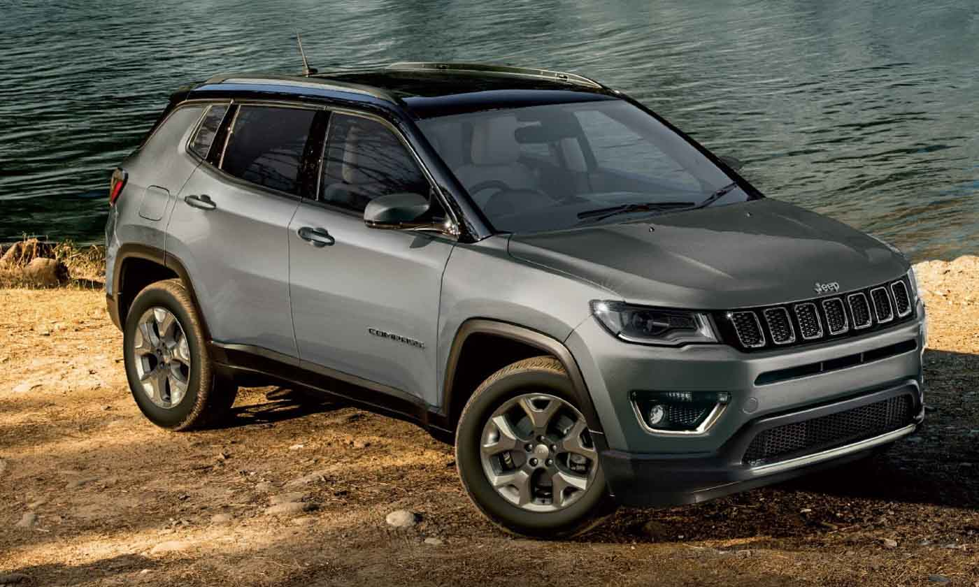 Jeep Compass Facelift To Get Upgraded With New Touchscreen