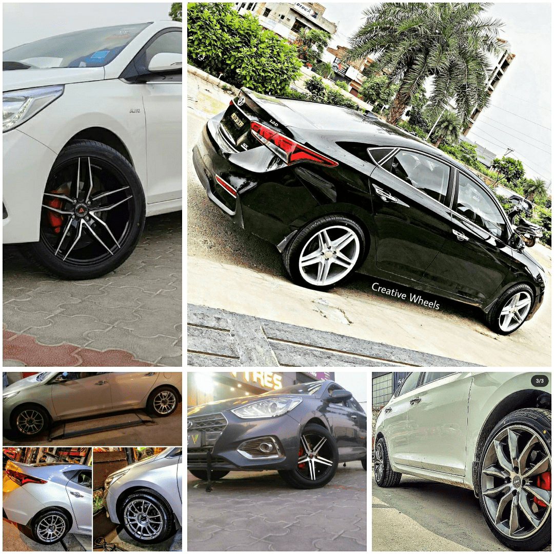 Hyundai Verna Alloy Wheels: Here Are Top 5 Best Looking Alloy Wheels