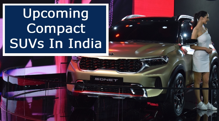 Upcoming Compact SUVs – Check These 3 New Rivals To Venue and Brezza