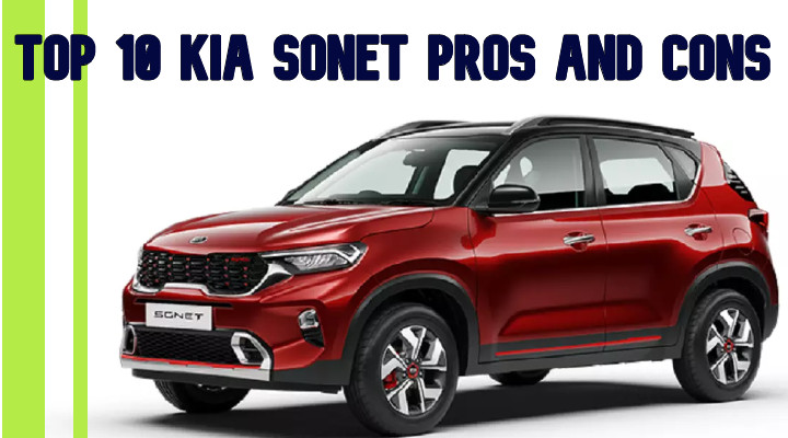 Kia Sonet Pros And Cons- Does This Car Really Fits In The Segment?